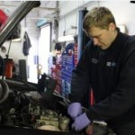 Car Servicing in Worsley
